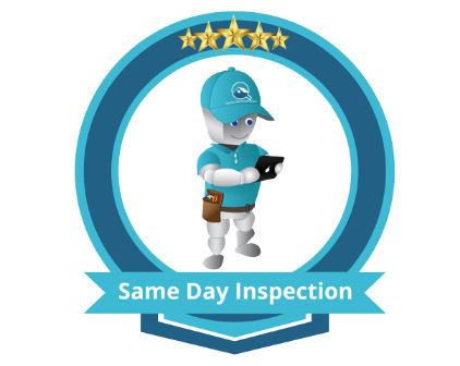 about same day inspection