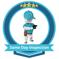 Same Day Inspection Logo